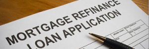 refinancing surges due to low rates